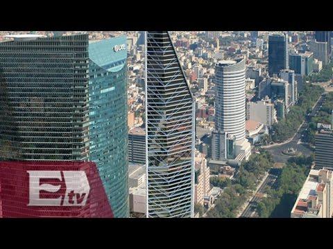 Los 10 edificios más altos de la Ciudad de México/ Yazmín Jalil (видео)