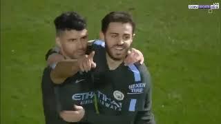 Bristol city VS Man City 2-3 All Goals and Highlights