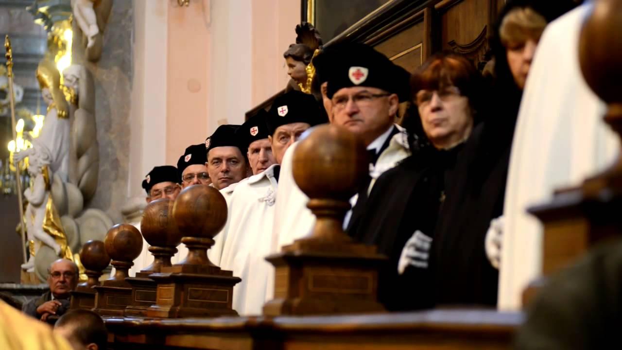 Wprowadzenie nowego proboszcza parafii Grobu Bożego w Miechowie