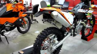 2. KTM 530 XC-W Six Days Edition