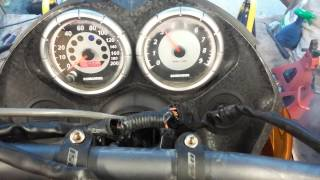 10. 2003 Ski Doo MXZ Rev Idle issue