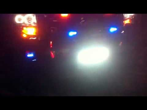Whelen Par36 Super LED with White Driving Light Ford Expedition