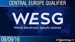 WESG Central EU Qualifier