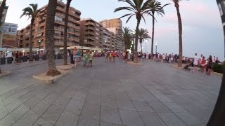 Torrevieja Spain  city photos : Torrevieja, Spain 2015 July