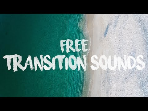FREE Transition Sounds Effects! | Swoosh, Swish, Whoosh
