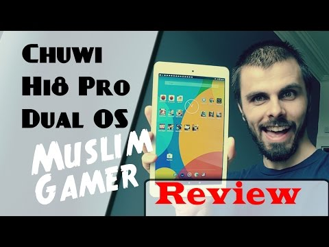 Chuwi Hi8 Pro Dual OS Review/Hands on/Unboxing/Gaming/Benchmark/Display/Battery (Android)