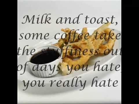 Roxette-Milk And Toast And Honey with Lyric