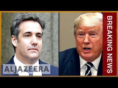 🇺🇸Ex-Trump lawyer Michael Cohen sentenced to three years in prison | Al Jazeera English