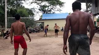 Video កីឡាករលំដាប់ស្រុកខ្មែរប៉កីឡាករលំដាប់វៀតណាម ll Super Nerma (2)VS(4) Vietnam On 30.Aug.2018 MP3, 3GP, MP4, WEBM, AVI, FLV September 2018