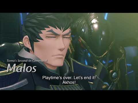 Xenoblade Chronicles 2 - Trailer pour présenter les voix japonaises de Xenoblade Chronicles 2