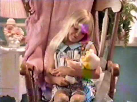 1995 ERTL Coochy Coo Baby Commercial видео