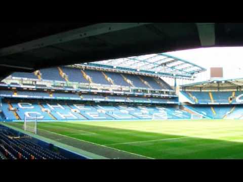 Recorrido por Stamford Bridge