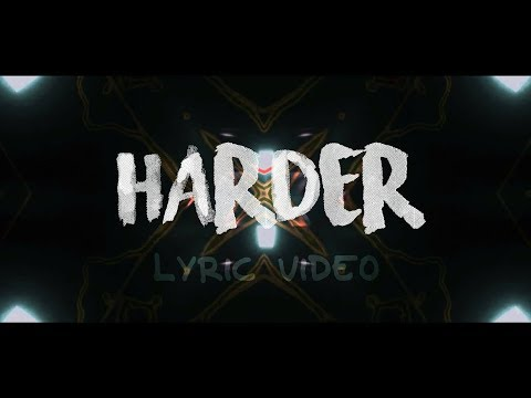 Afterfab ft. Ismael - Harder (Lyric Video)