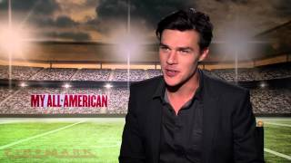 Nonton My All American   Behind The Scenes Interview With Cinemark Film Subtitle Indonesia Streaming Movie Download