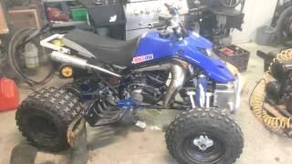 5. 2005 Yamaha Blaster Rebuild - 1st Successful Idle