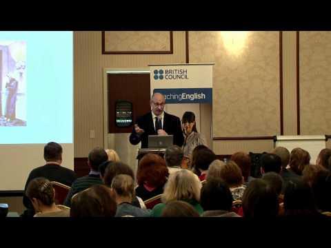 """""""Using Literary Texts in the EFL Classroom"""" Amos Paran Plenary"""