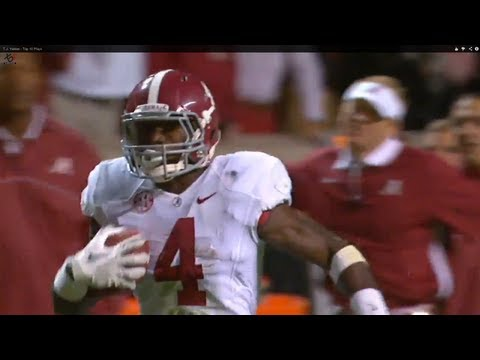 T.J. Yeldon - Top 10 Plays 2012 video.