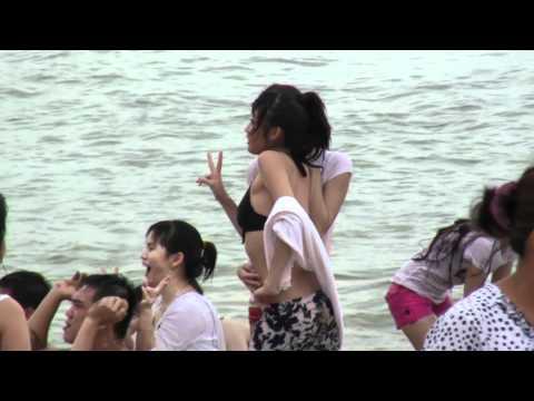 Teen tắm biển sexy ở Long Hải