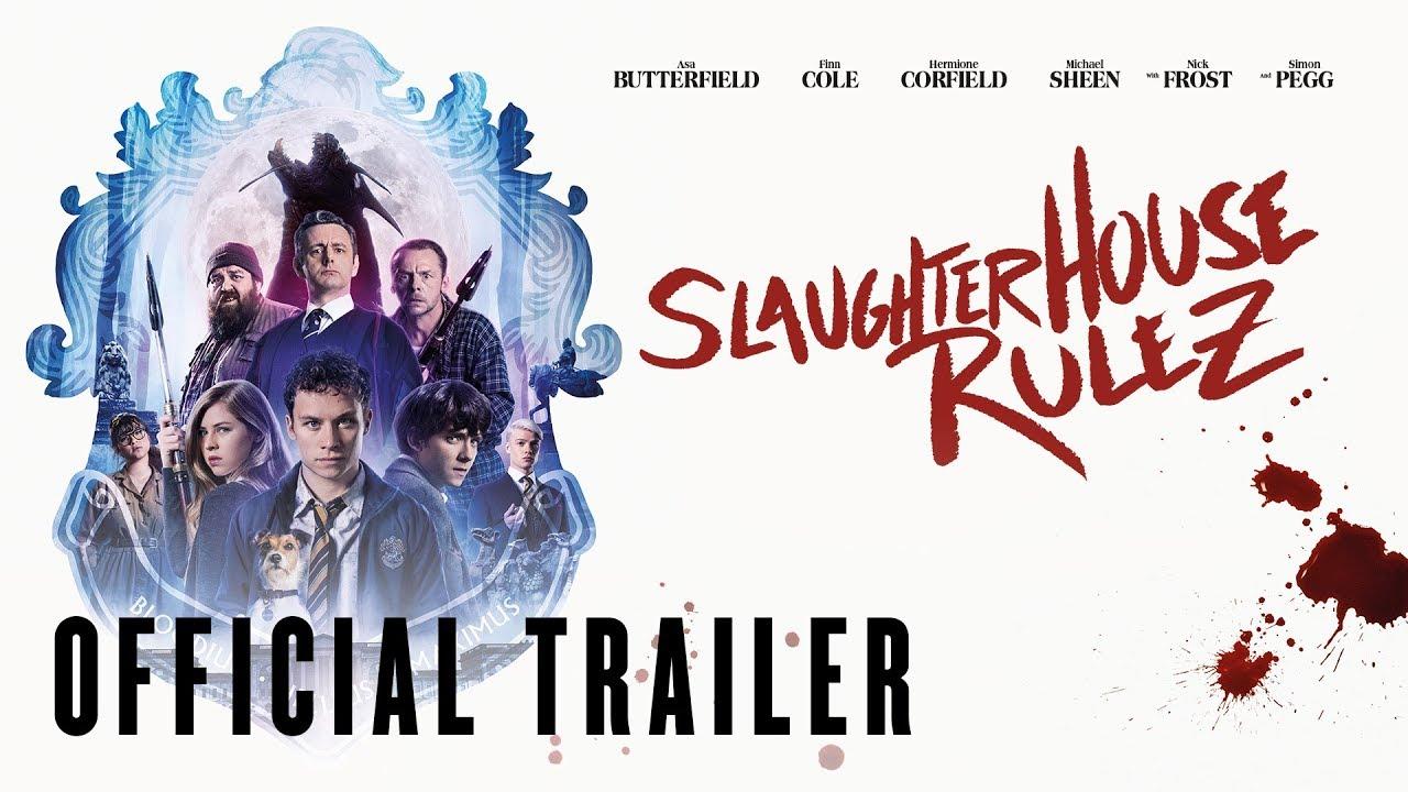 Slaughterhouse Rulez: Official Trailer - At Cinemas Halloween