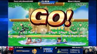 S&C 02 – Salem (Bayonetta) vs Hooded (Ryu) – Smash 4 Wii U