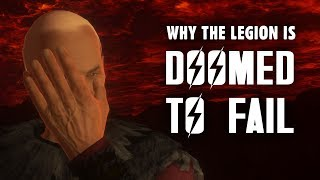 Video Why the Legion is Doomed to Fail - The Story of Fallout: New Vegas MP3, 3GP, MP4, WEBM, AVI, FLV Oktober 2018