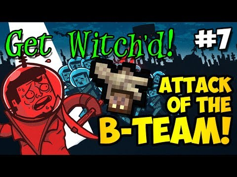Minecraft: GET WITCH'D GENERIKB! - Attack of the B-Team Ep. 7 (HD)