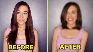 MY INTENSE HAIR MAKEOVER!