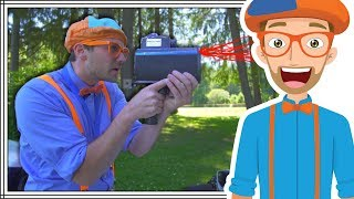 Video Who Stole My Lunch? Blippi Children's Problem Solving Video MP3, 3GP, MP4, WEBM, AVI, FLV April 2019