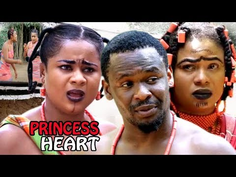 Princess Heart Season 3  - 2017 Latest Nigerian Nollywood Movie