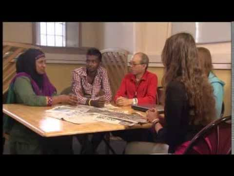 Migration Story on ITV News West Country (W), September 2013