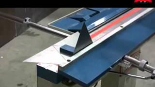 Электромагнитный листогиб MEB 1250 (EB-1250) MetalMaster