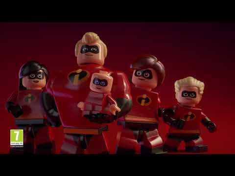 LEGO Iniemamocni #1