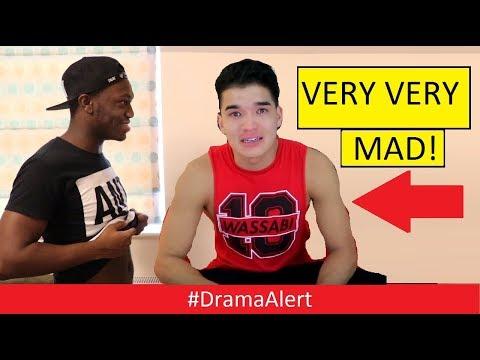 Deji makes Alex Wasabi & LaurDIY very MAD! #DramaAlert Rapper tries to Steal Adam22 Cat!_A héten feltöltött legnépszerűbb hírek