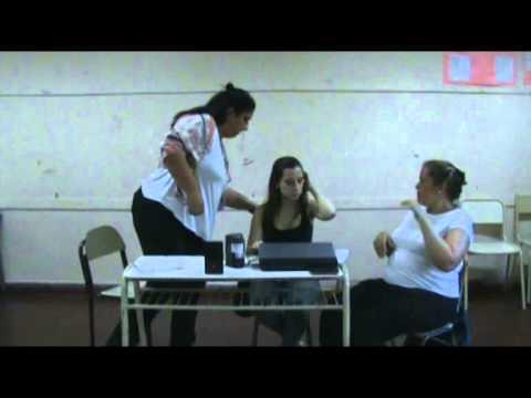 ISFD Nº 39 - EDI Juegos Teatrales - 2014 - 1/2 (видео)