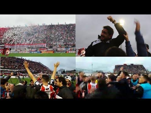 El ascenso de Chaca a Primera División - La Famosa Banda de San Martin - Chacarita Juniors