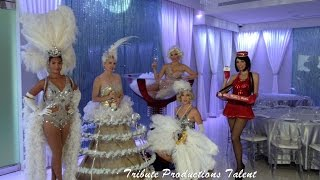 Mrs. Bella's Champagne Dolls
