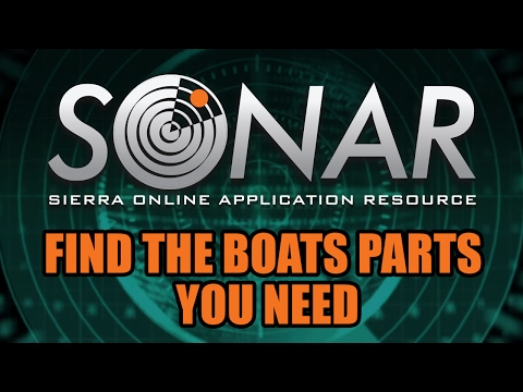 SONAR - Sierra Online Application Resource