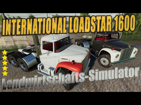 International Loadstar 1600 v1.0