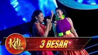 Download Video MANTAP BGT! Penampilan Eri Susan Feat Evi Masamba [GERIMIS MELANDA HATI] - Final 3 Besar KDI (17/9) MP3 3GP MP4
