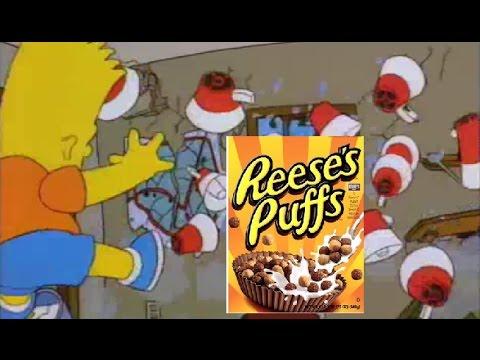 Bart Simpson Has Reese