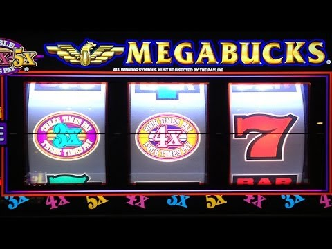 Megabucks Jackpot Handpay Wheel of Fortune Jackpots Slot Machine Jackpots Compilation