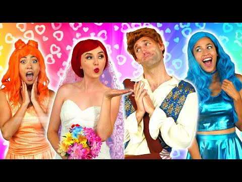 WATERMELON SUGAR (MUSIC VIDEO). SUPER POPS ELECTRA POP'S MAGIC WEDDING? (Season 4 Episode 4 Part 2)