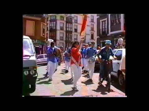 ONDARROAKO ANDRAMAIXAK 1992:  KUADRILLA EGUNE