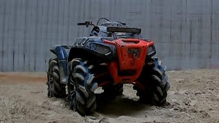 10. Polaris Sportsman XP 1000 High Lifter Edition