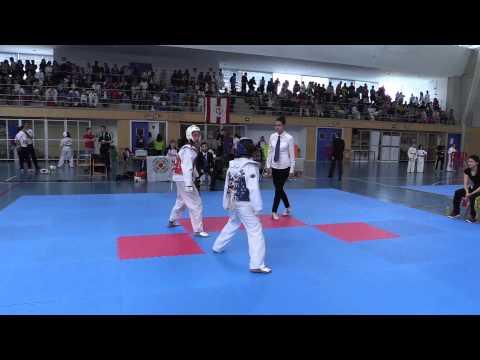 Taekwondo Fase Final JDN Combate Berriozar (1)