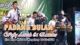 Wafiq Azizah & EMIRATES - Padang Bulan Live Ngluwar Magelang 13-03-2018