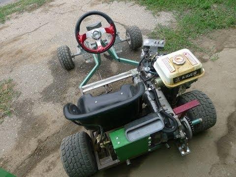 Как сделать мотор для машины своими руками