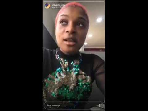 "Nigerian Vixen ""wendy"" Who Faked Her Death And Accused Her Boyfriend Of Ritual Finally Speaks"