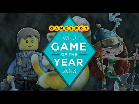 Winner - Find out which Wii U title reigns supreme in 2013. Visit all of our channels: Features & Reviews - http://www.youtube.com/user/gamespot Gameplay & Guides - h...