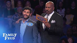 Video Comeback of the CENTURY! Final answer 64 points! WOW!!! | Family Feud MP3, 3GP, MP4, WEBM, AVI, FLV November 2018